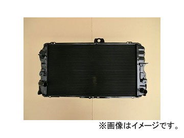 国内優良メーカー リビルトラジエーター 参考純正品番:16400-6A030 トヨタ ライトエース CR31G 3CT 4FAT 1993年09月~1996年10月