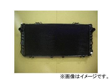 国内優良メーカー リビルトラジエーター 参考純正品番:16400-74600 トヨタ MR2