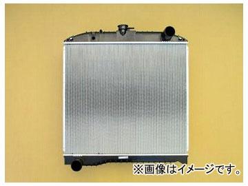 国内優良メーカー ラジエーター 参考純正品番:16400-E0740 ヒノ レンジャー FD4J J07E MT