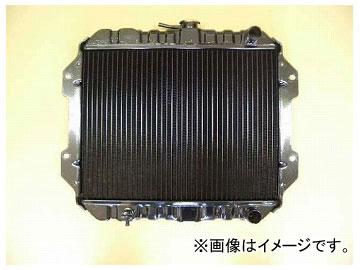 国内優良メーカー リビルトラジエーター 参考純正品番:17700-80302 スズキ ジムニー JA11V F6A 5FMT 1990年03月~1991年06月
