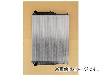 国内優良メーカー ラジエーター 参考純正品番:21400-6Z00A ニッサンUD バス UA452