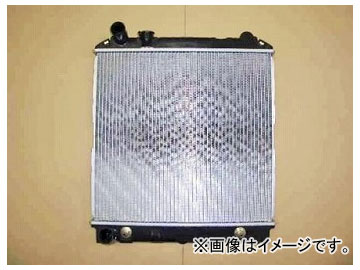 国内優良メーカー ラジエーター 参考純正品番:21400-89TG2 ニッサンUD コンドル