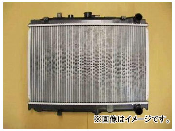 国内優良メーカー ラジエーター 参考純正品番:21410-HA00D ニッサン バネット SK82TN MT