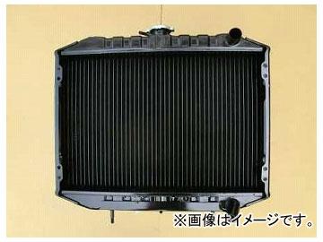 国内優良メーカー リビルトラジエーター 参考純正品番:8-94452-469-2 イスズ ファーゴ WFR12 4ZC1 MT 1985年12月~1990年01月