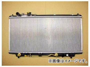 国内優良メーカー ラジエーター 参考純正品番:B6DA-15-200A マツダ レーザー