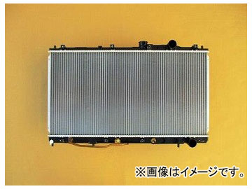 国内優良メーカー ラジエーター 参考純正品番:MB845814 ミツビシ ギャラン