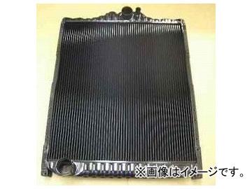 国内優良メーカー リビルトラジエーター 参考純正品番:MC038879 三菱ふそう グレート FU410TZ 6D40 MT