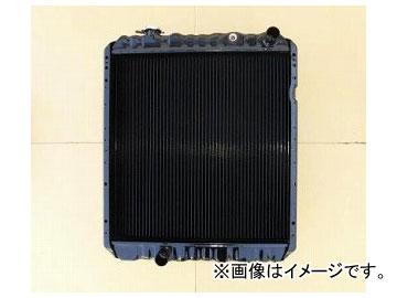 国内優良メーカー リビルトラジエーター 参考純正品番:MC429957 三菱ふそう ファイター FK415L 6D14 MT