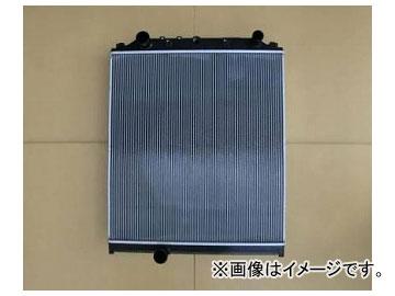 国内優良メーカー ラジエーター 参考純正品番:MC708937 三菱ふそう エアロバス MM96FH