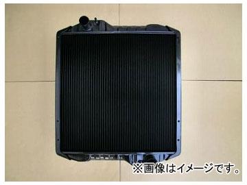 国内優良メーカー リビルトラジエーター 参考純正品番:S160-814100 ヒノ ドルフィン