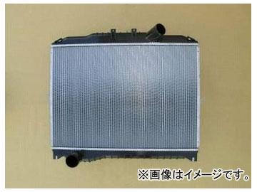 国内優良メーカー ラジエーター 参考純正品番:S1608-16270 ヒノ レンジャー