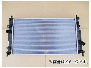 国内優良メーカー ラジエーター 参考純正品番:Z668-15-20Y マツダ アクセラ