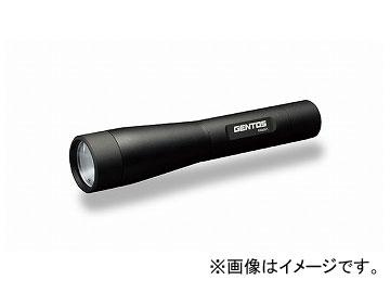 明るさ:800ルーメン GF-014RG フラッシュライト ジェントス φ37.5×185.5mm Gシリーズ