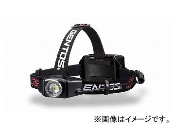 ジェントス Gシリーズ ヘッドライト 明るさ:500ルーメン GH-003RG