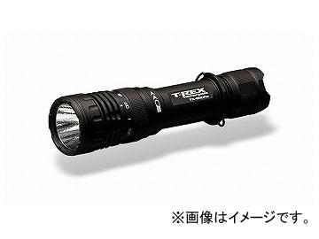 ジェントス T-REX フラッシュライト φ40×160mm 明るさ:850ルーメン TX-850Re