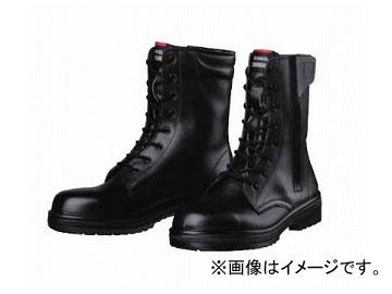 ドンケル ラバー2層底安全靴(チャック付) 選べる10サイズ R2-04T