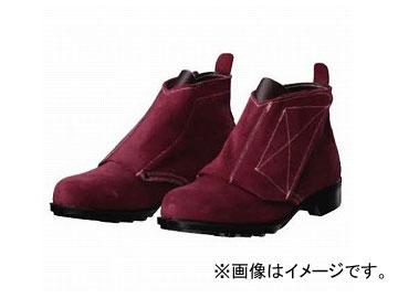 ドンケル 耐熱・溶接靴 ブラウン マジック式 選べる10サイズ T-3