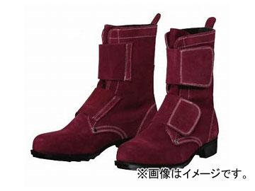 ドンケル 耐熱・溶接靴 ブラウン マジック式 選べる10サイズ T-6