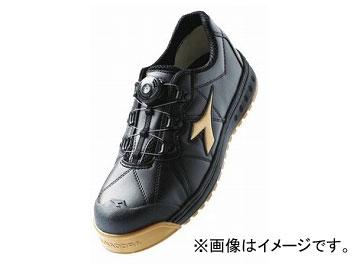 ディアドラ フィンチ ブラック/ゴールド/ブラック 選べる9サイズ FC-292
