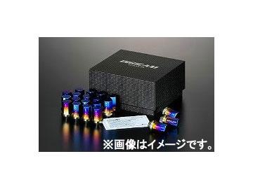 送料無料! デジキャン チタンレーシングナット 袋 M12-P1.25 35mm 入数:1セット(20個入) ニッサン セドリック グロリア