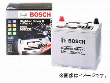 ボッシュ ハイテックシルバーII バッテリー HTSS-55B19R