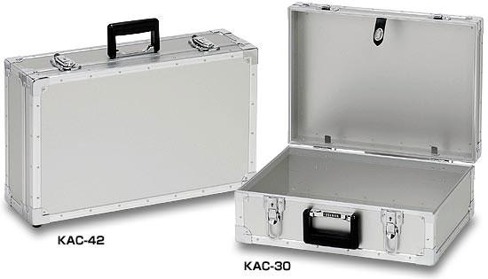 エンジニア/ENGINEER クリーンルーム用アルミトランク KAC-30