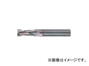 ナチ/NACHI 不二越 X'sミル 2枚刃 11mm 2PLXS11