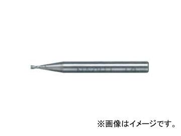 ナチ/NACHI 不二越 超硬ミニスクエアエンドミル 2枚刃 0.1mm 2MNE0.1