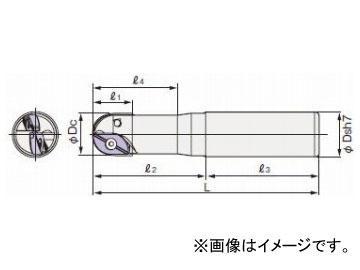 ナチ/NACHI 不二越 X'sミル ウェイビーボール ホルダ 20mm XSWBMR2200M