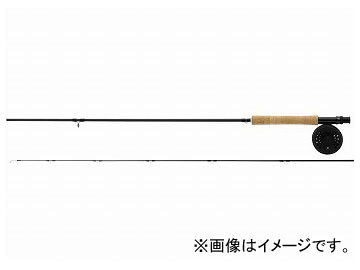 下野/SHIMOTSUKE GUTSロッド フライセット 入門塾 (値上げ) 8.0F#4