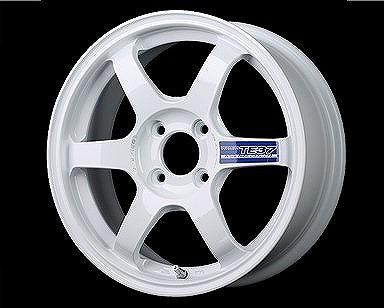 世界の レイズ VOLK Racing ホイール 4H100 TE37 GRAVEL II ホイール ダッシュホワイト(DW) ダッシュホワイト(DW) 15インチ×6J+40 4H100 入数:1台分(4本), SportsExpress:83e7f806 --- kvp.co.jp