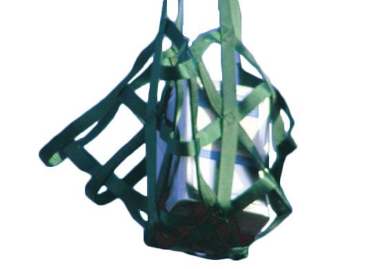 トーヨーセフティー キングスリングベルト・モッコ形 原反幅35mm モッコ部155mm×155mm