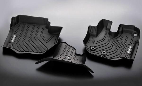 送料無料 シルクブレイズ 3Dフロアマット ブラック フロント用 クリアランスsale!期間限定! 奉呈 SB-FM-200HI-3P 入数:1セット 3枚 ハイエース 200系 2013年12月~ TRH2## トヨタ KDH2## 標準ボディ