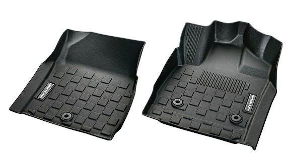 お支払いは代引き不可となります シルクブレイズ 3Dフロアマット メーカー再生品 ブラック フロント用 世界の人気ブランド 入数:1セット 2枚 トヨタ ヴェルファイアハイブリッド アルファードハイブリッド 2015年01月~ 30系 AYH30W