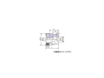 ナチ/NACHI 不二越 WAVY MILLN WEX2000F ホルダ 標準タイプ 50mm NWEX2050F