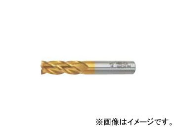 ナチ/NACHI 不二越 G スタンダードエンドミル 4枚刃 19mm 4GE19
