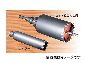 ミヤナガ/MIYANAGA 転用コアドリル(Hコア) カッター PCHW100C