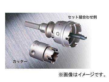 ミヤナガ/MIYANAGA ホールソー378 カッター PC378110C