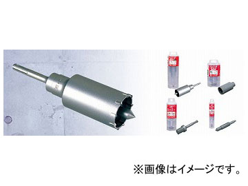 ミヤナガ/MIYANAGA ハンマー用コアビット600W セット 600W80 刃先径80mm