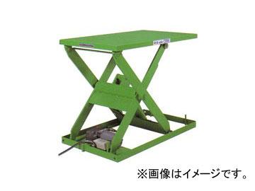 をくだ屋技研/O.P.K リフトテーブルコティ LT-Eタイプ(油圧式) LT-E100-0813