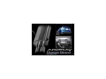 アーキュレー/ARQRAY マフラー チタニウム サイレンサー/Titanium Silencer 8030TS09 BMW E90 M3 ABA-WA40 08~ 【smtb-F】
