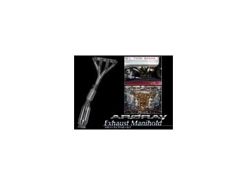 アーキュレー/ARQRAY マフラー エキゾースト マニホールド/Exhaust Manihold 8040EX35 ポルシェ 911 996GT3 04~ GH-99679 04~ 【smtb-F】