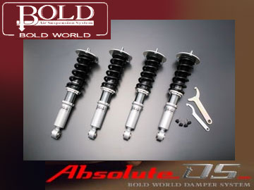 BOLD WORLD/borudowarudo车金额风格配套元件Absolute DS/abusoryuto·D S for SEDAN SC430 UZZ40