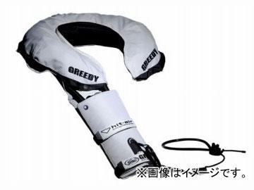 2輪 グリーディ/GREEDY エアーバッグ GHA-001 シルバー