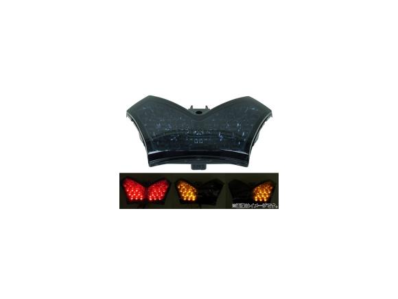 2輪 AP LEDテールランプ(ブレーキランプ) スモーク AP-BP-Z091 カワサキ ZZR1400 2006年~2009年
