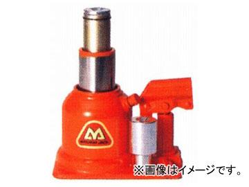 マサダ製作所/MASADA 二段式油圧・フォークリフト用ジャッキ HFD-10F-2 40mmアダプター付