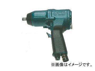 NPK/日本ニューマチック工業 インパクトレンチ ワンハンマタイプ 12.7mm(1/2)Sq NW-1600HA-AT