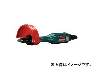 NPK/日本ニューマチック工業 ストレートグラインダ 平型砥石用 150mm NHG-150