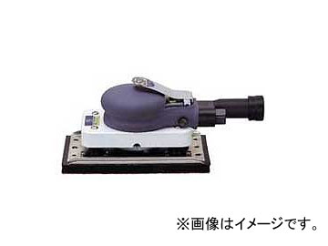 エス.ピー.エアー/SP AIR オービタルサンダー (100mm×180mm非吸塵式) Pタイプ(のり) SP-3800-A5