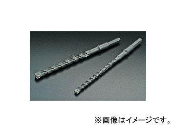 ハウスビーエム/HOUSE BM 六角シャンククロスビット XHSL-16.0C ハンマードリル用 XHSLタイプ(スーパーロングサイズ)